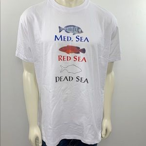 The Nature Collection  Dead Sea Israel T Shirt